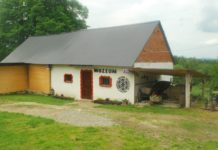 Muzeum Historii Bieszczad w Czarnej Górnej / fot. Muzeum Historii Bieszczad w Czarnej Górnej