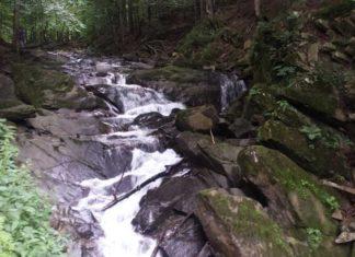 Wodospad Szepit