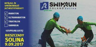 Swimrun Poland Solina