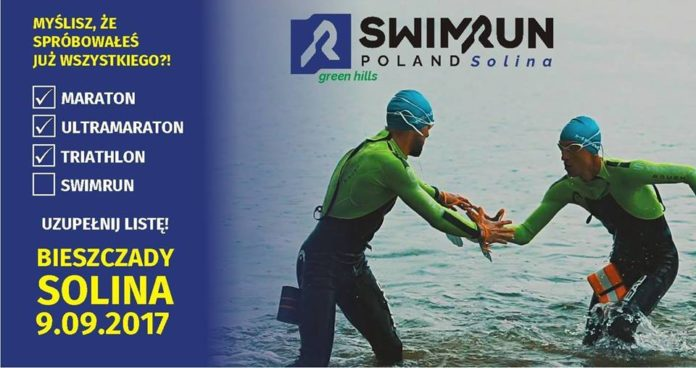 Swimrun Poland Solina