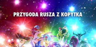 """Kino """"Orzeł"""" Ustrzyki Dolne: MY LITTLE PONY"""