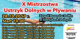 Mistrzostwa Ustrzyk Dolnych w Pływaniu