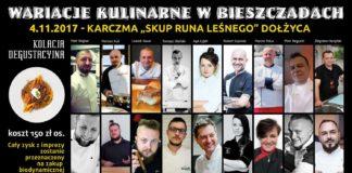 Kulinarne Wariacje w Bieszczadach