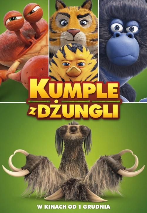 KUMPLE Z DŻUNGLI - 3D dubbing