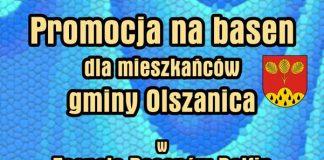 Promocja dla mieszkańców gminy Olszanica