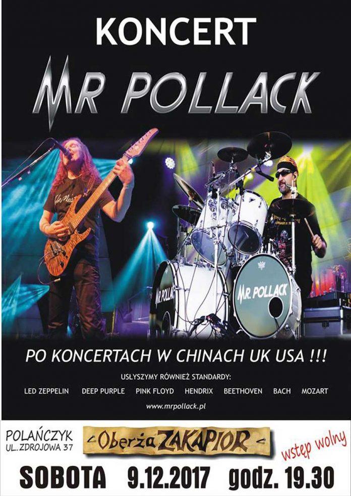 Mr. Pollack w Polańczyku