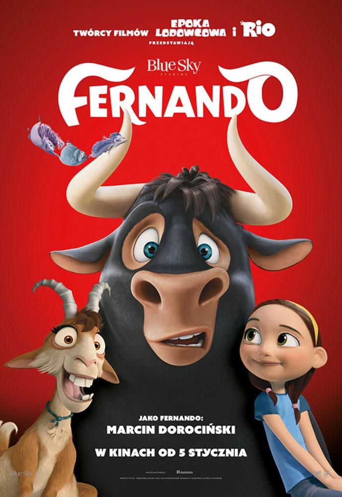 """Kino """"Orzeł"""" Ustrzyki Dolne: FERNANDO - 3D dubbing"""