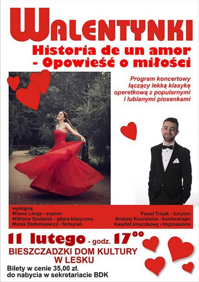 Operetkowe Walentynki w Lesku