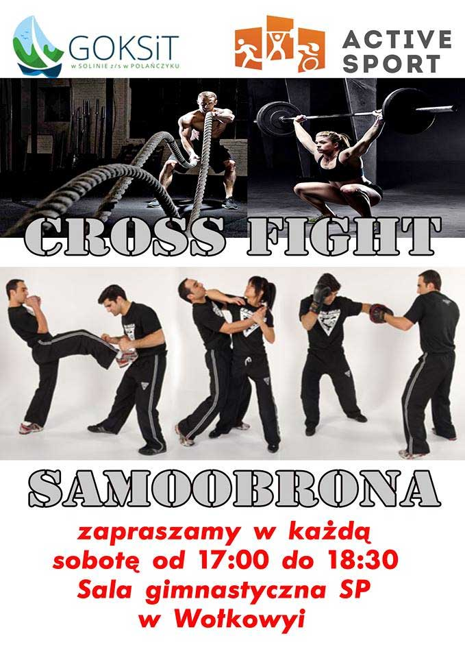Cross Fight w Wołkowyi