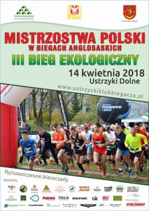 Mistrzostwa Polski i Bieg Ekologiczny w Ustrzykach Dolnych