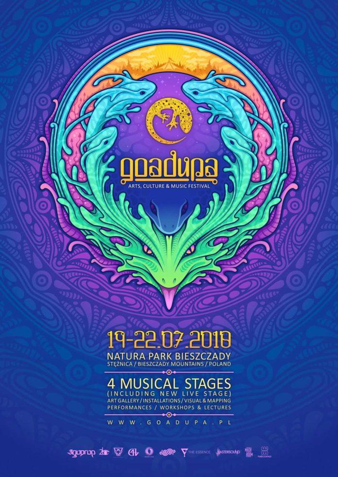 Goadupa Festival 2018