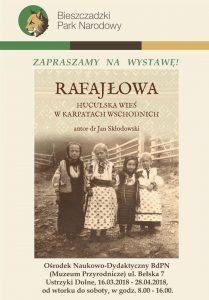 Rafajłowa - Huculska wieś w Karpatach Wschodnich