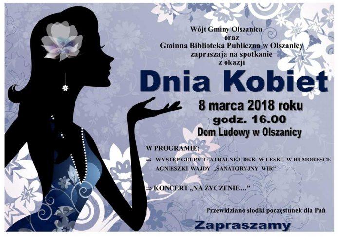 Dzień Kobiet w Olszanicy