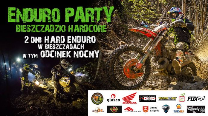 Enduro Party - Bieszczadzki Hardcore w Stężnicy