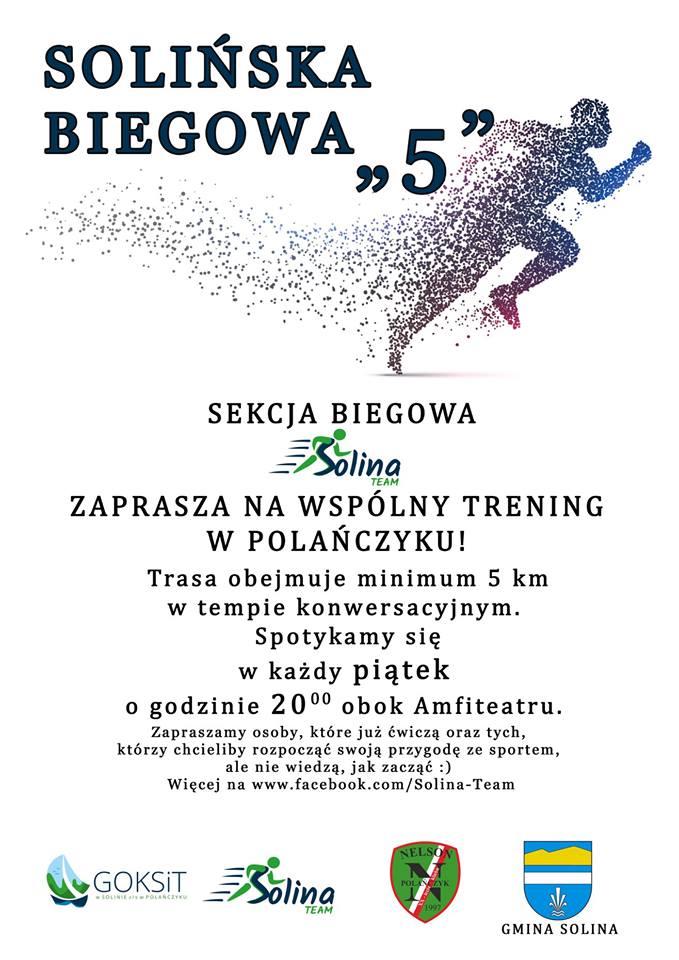 Solińska Biegowa 5-tka
