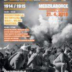 Karpaty 1914/1915 - Rekonstrukcja walk I wojny światowej