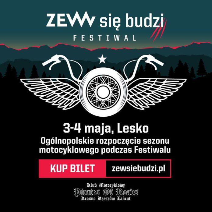 Rozpoczęcie sezonu motocyklowego w Bieszczadach