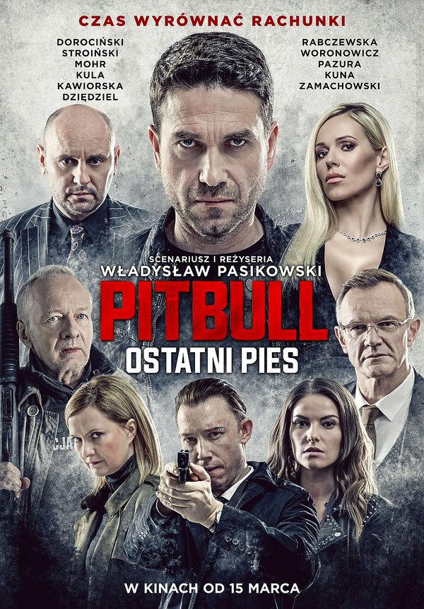 """Kino """"Orzeł"""" Ustrzyki Dolne: PITBULL. OSTATNI PIES"""