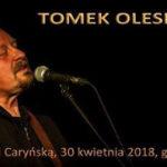 Tomek Olesiński w Bieszczadach