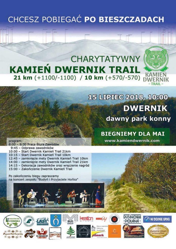 II Bieg Charytatywny Dwernik Kamień Trail