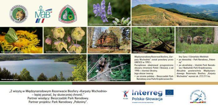 Z wizytą w MRB Karpaty Wschodnie... - zaproszenie na spotkanie