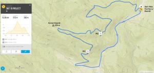 Dwernik Kamień Trail - 10 km