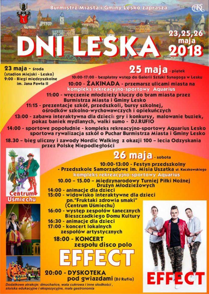 Dni Leska 2018