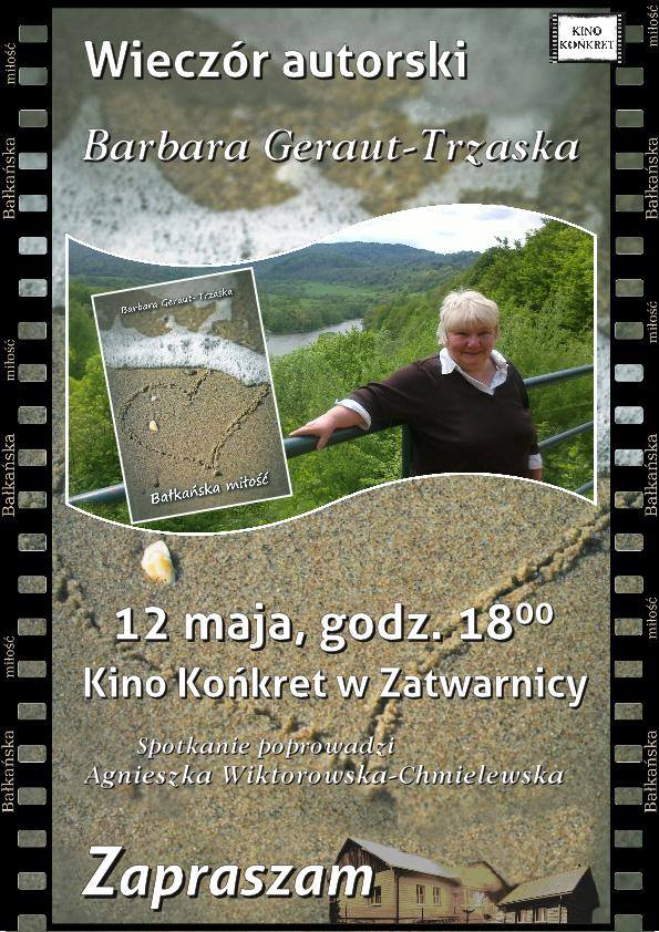 Podróż przez Bałkany w Zatwarnicy