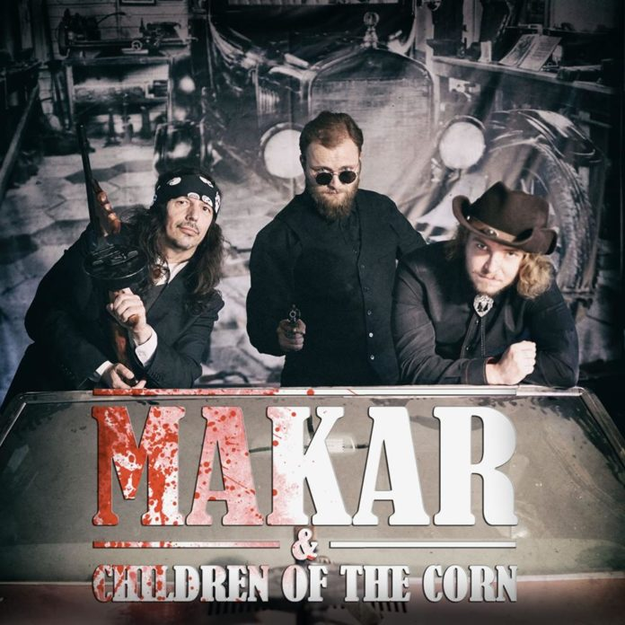 Koncert Makar & Children of the Corn w Smolniku