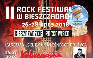 Rock Festiwal w Bieszczadach