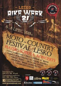 Zlot Motocyklowy Lesko Bike Week
