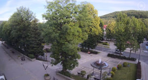 Kamery w Bieszczadach