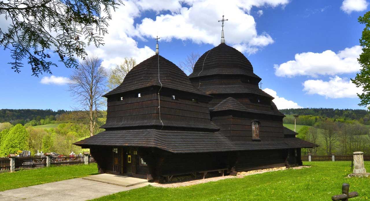 Dawna cerkiew w Równia