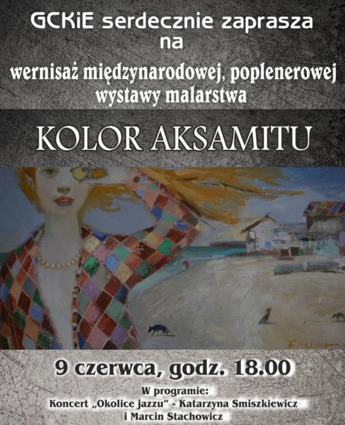 Wystawa Kolor Aksamitu w Cisnej