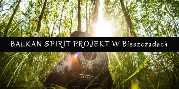 Balkan Spirit Projekt - koncert Pod Caryńską
