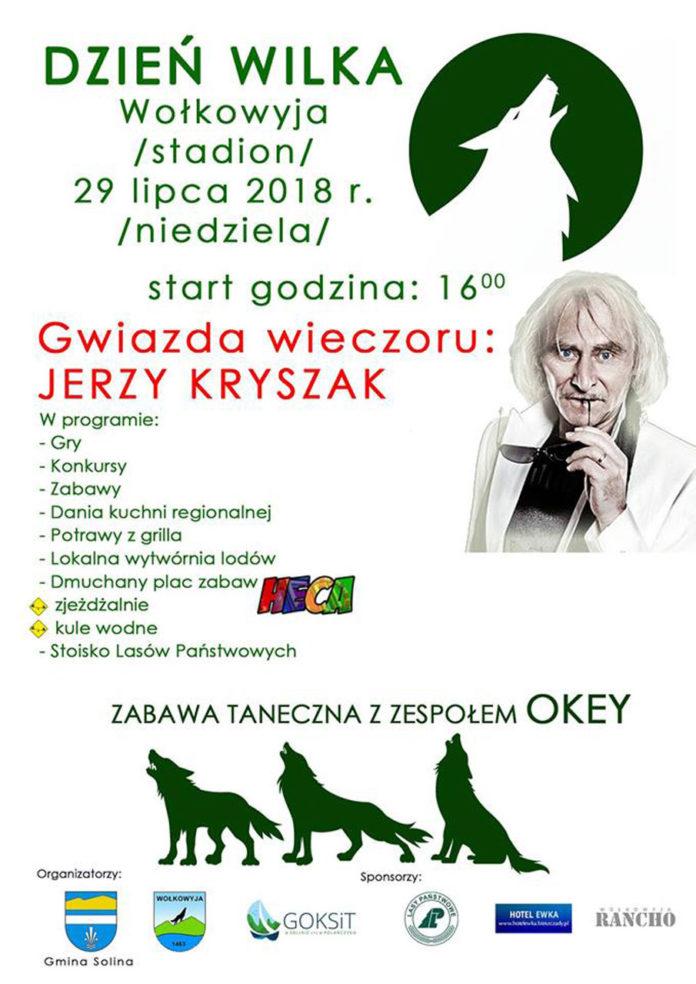 Dzień Wilka w Wołkowyi