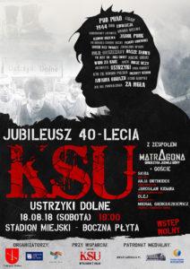 KSU - 40-lecie w Ustrzykach Dolnych