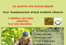 XII Maraton MTB Tropami Żbików w Komańczy