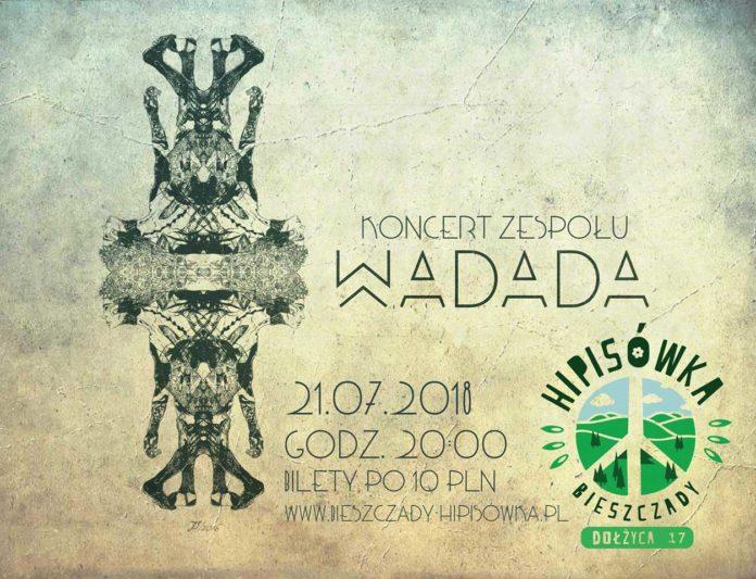 WaDaDa - koncert w Hipisówce