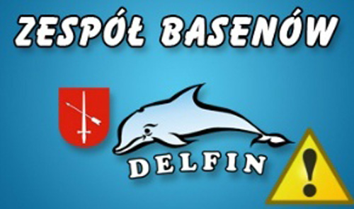 Przerwa technologiczna w Zespole Basenów Delfin w Ustrzykach Dolnych