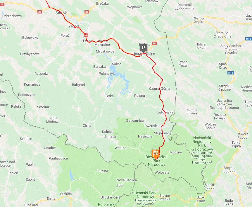 XI edycja ultramaratonu kolarskiego Bałtyk – Bieszczady Tour 2018