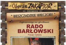 Koncert Rado Barłowskiego w Polańczyku