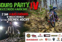 IV Enduro Party – Bieszczadzki Hardcore w Stężnicy