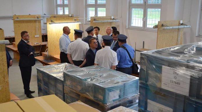 Japończycy produkują w Gminie Olszanica