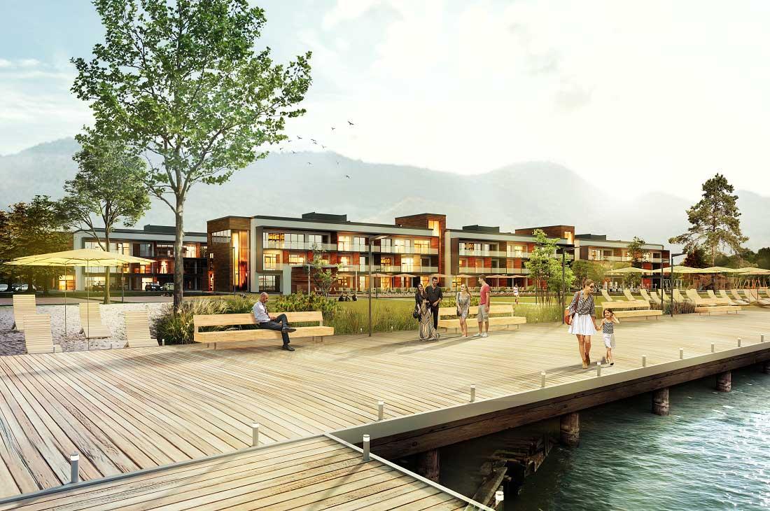 Unikalna inwestycja w Bieszczadach nagrodzona! Sun & Snow Resorts - Solina