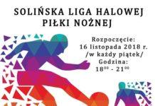 Solińska Liga Halowej Piłki Nożnej