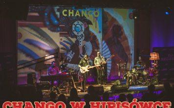Koncert zespołu Chango w Hipisówce w Dołżycy