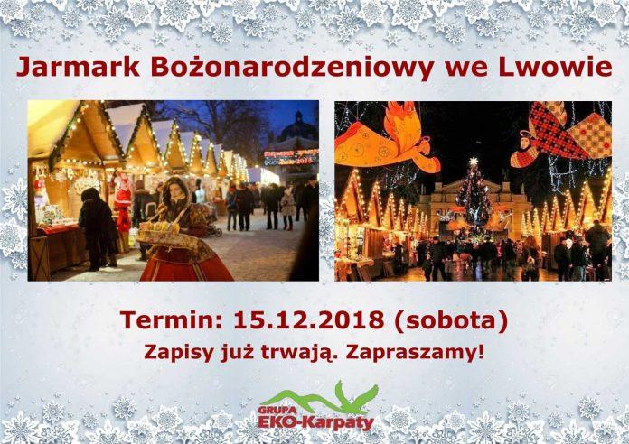 Świąteczne klimaty po sąsiedzku we Lwowie