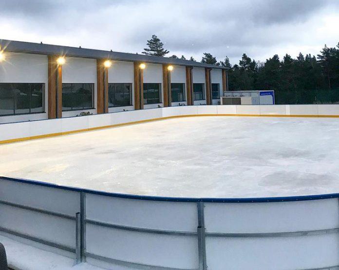 Aktywny wypoczynek na lodowiskach