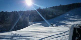 Stacja narciarska Laworta Ski rusza w sobotę !